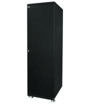 Шкаф с закрытой глухой металлической дверью